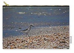 Carry-all Pouch featuring the photograph The Intellectual I by Michiale Schneider