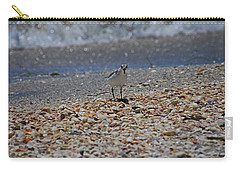 Carry-all Pouch featuring the photograph The Intellectual II by Michiale Schneider