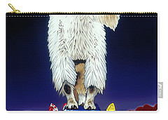 The Intoxicated Mountain Goat Carry-all Pouch