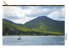 The Isle Of Jura, Scotland Carry-all Pouch by Diane Diederich