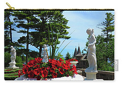 The Italian Garden Carry-all Pouch