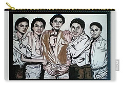 The Jacksons Five  Carry-all Pouch