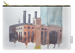 The Jersey City Powerhouse Carry-all Pouch