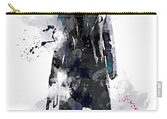 The Joker Carry-all Pouch by Marlene Watson