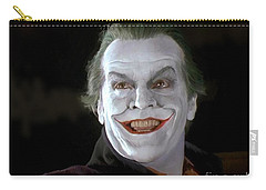 The Joker Carry-all Pouch by Paul Tagliamonte