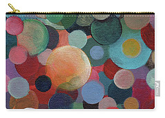 The Joy Of Design X L Carry-all Pouch by Helena Tiainen