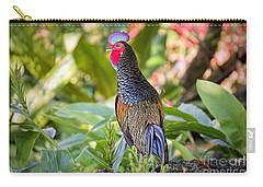 The Junglefowl Carry-all Pouch