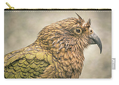 The Kea Carry-all Pouch by Racheal Christian
