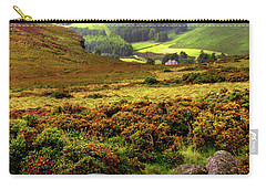 Carry-all Pouch featuring the photograph The Keeper Of Legends by Jenny Rainbow