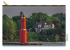 The Keeper Of The Lighthouse Carry-all Pouch