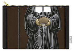 The Kenosis Of St Bernadette Of Lourdes 063 Carry-all Pouch