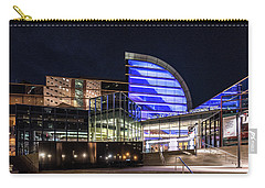Carry-all Pouch featuring the photograph The Kentucky Center For The Performing Arts by Randy Scherkenbach