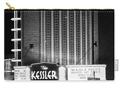 The Kessler V2 091516 Bw Carry-all Pouch