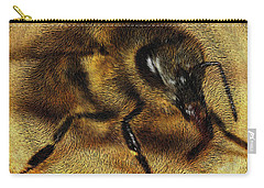 The Killer Bee Carry-all Pouch by ISAW Gallery