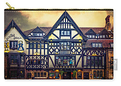 Carry-all Pouch featuring the photograph The King And Queen by Chris Lord