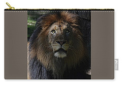 The King In Awe Carry-all Pouch