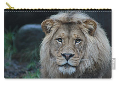 Carry-all Pouch featuring the photograph The King by Laddie Halupa