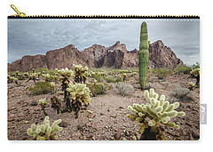 The King Of Arizona National Wildlife Refuge Carry-all Pouch