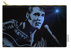 The King Rocks On Carry-all Pouch