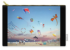 The Kite Festival Ocean City Md Carry-all Pouch