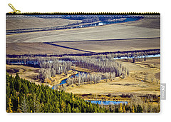 The Kootenai Valley Carry-all Pouch