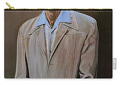 The Kramer Portrait  Carry-all Pouch