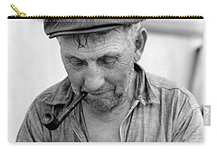 The Pipe Smoker Carry-all Pouch by John Stephens
