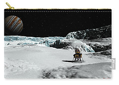 The Lander Ulysses On Europa Carry-all Pouch
