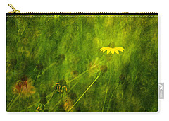 The Last Black-eyed Susan Carry-all Pouch