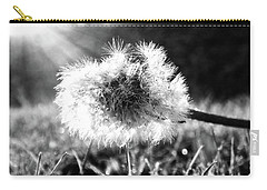 The Last Dandelion Carry-all Pouch