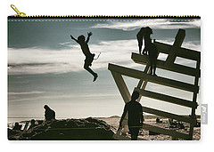 The Last Days Of Summer Carry-all Pouch by Steve Gravano