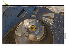 Carry-all Pouch featuring the photograph The Last Garden by Alex Lapidus