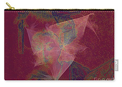 The Last Geisha Carry-all Pouch by Irma BACKELANT GALLERIES