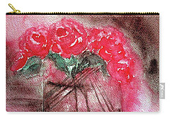 The Last Red Roses Carry-all Pouch