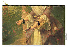 The Last Summer Days Carry-all Pouch by Thomas Brooks