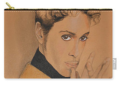 The Late Prince Rogers Nelson Carry-all Pouch