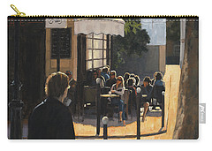 The Latin Quarter Carry-all Pouch