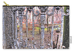 The Lattice Of The Old Garden Carry-all Pouch