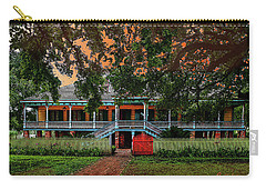 The Laura Plantation  Carry-all Pouch