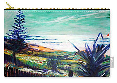 The Lawn Pandanus Carry-all Pouch