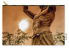The Liberated Heathen Carry-all Pouch by Janis Knight