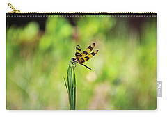 Carry-all Pouch featuring the photograph The Liberation by Michiale Schneider