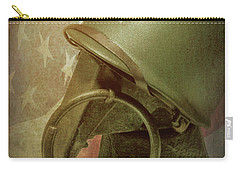 Carry-all Pouch featuring the photograph The Lieutenant by Tom Mc Nemar