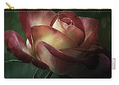 The Light Of Love Carry-all Pouch by Maria Urso