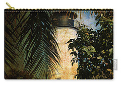 The Lighthouse In Key West Carry-all Pouch