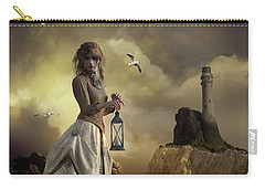 The Lighthouse Keeper's Daughter Carry-all Pouch by Shanina Conway