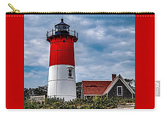Carry-all Pouch featuring the photograph The Lighthouse by Kendall McKernon