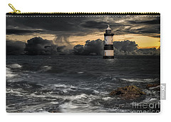 The Lighthouse Storm Carry-all Pouch