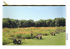 The Lilies Of The Fields Carry-all Pouch