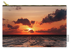 Carry-all Pouch featuring the photograph The Limitless Loving Devotion by Jenny Rainbow